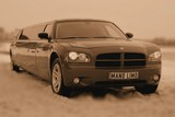 Limuzinu nuoma   1. DODGE CHARGER  