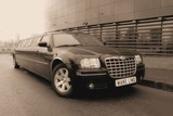 Limuzinu nuoma   1. CHRYSLER 300 C       12 seats  It's a particular, expressive and aristocratic appearance. The interior is shapely and considered in detail, the cabin is cosy. The perfect appearance is both from exterior and interior