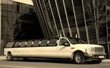 Limuzinu nuoma   2. FORD EXCURSION      20 mehr   Außergewöhnliche Ausblicke, ungewöhnliche und nette Innenausstattung: so wird die Aufmerksamkeit und die Begeisterung von den Leuten angesprochen. Das ist eine Limousine, die ihren außergewöhnlichen Stil besitzt und die keinen daran zweifeln lässt.